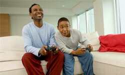 Video games will bring out the kid in you.