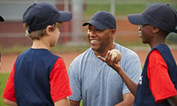 Just like teachers, coaches can instill discipline and self-esteem in kids.