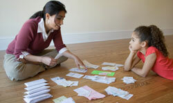 Teaching your children good budgeting habits will help them in the future.