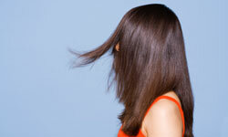 Straight hair isn't maintenance free. But with a little work, it can be sleek and stunning.