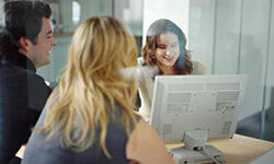Don't get caught at your tax preparer's office unprepared. See pictures of taxes.