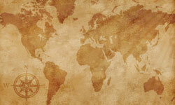 Without paper, would we have had portable maps? Without maps, would we have explored the world?