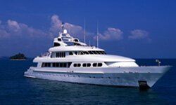 If you hit the lottery, you can travel the world on a yacht like this one. Even if you don't, working on one can be its own reward.