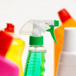 Why not make your own cleaning products?