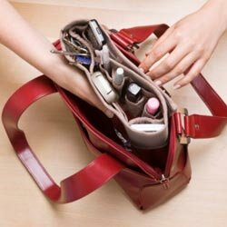 You never know what you'll find in a woman's handbag, so the purse game is guaranteed to get big laughs.
