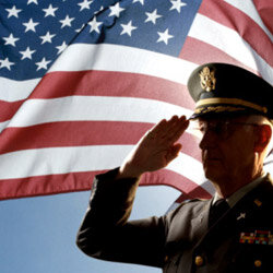 Make sure your veterans group has enough active and retired members of the armed forces.