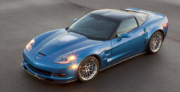 How the 2009 Chevrolet Corvette ZR1 Works