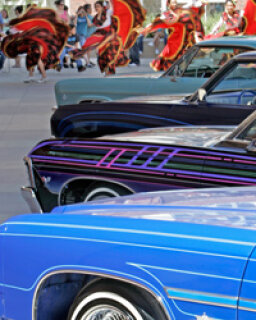 Cruising Low and Slow: 10 Great Lowriders