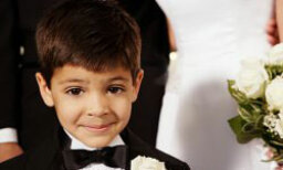 10 Adorable (Read: Shocking) Things We've Seen Kids Do at Weddings