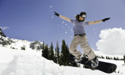 Freezing to Compete: Winter Sports Pictures