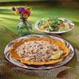 Tempting Tuna Parmesano