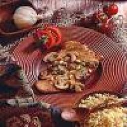 Turkey Piccata