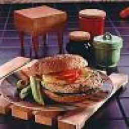 Broiled Turkey Burgers