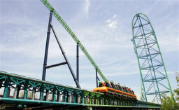 12 of the World's Greatest Roller Coasters
