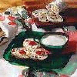 Fruitcake Slices