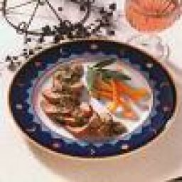 Pork Tenderloin with Sherry-Mushroom Sauce