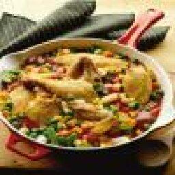 Chicken Skillet Supper