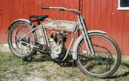 1912 Harley-Davidson X8A