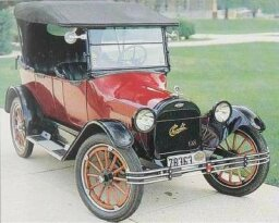 1918 Chevrolet Series FA and 490