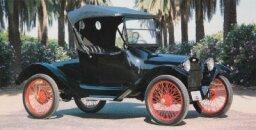 1919 Chevrolet Series 490
