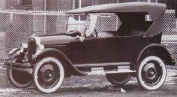 1924 Chevrolet Series F Superior