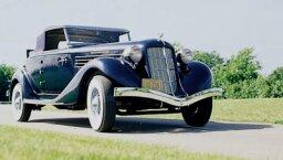 1931-1936 Auburn Eight