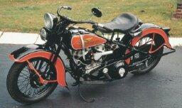 1934 Harley-Davidson VLD