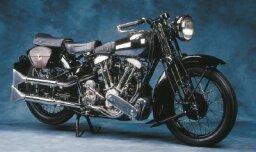1938 Brough Superior SS 100