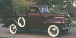 1940-1941 Ford Half-Ton Pickup