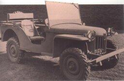 1940-1941 Jeep