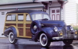 1940 Pontiac Special Six