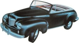 1940s Willys 6/66 Concept Car