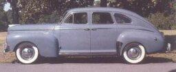 1941-1948 Nash Ambassador