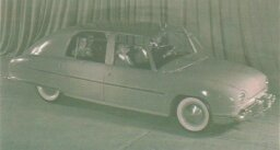 1946 Beechcraft Plainsman Concept Car