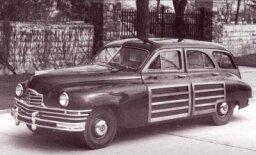 1948-1950 Packard Eight Station Sedan