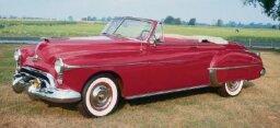 1949-1950 Oldsmobile Futuramic 88