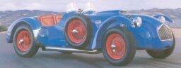1949-1954 Allard J2 and J2-X