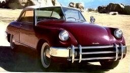 1951-1954 Muntz Jet