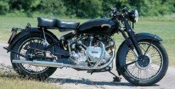 1951 Vincent HRD Series B Rapide