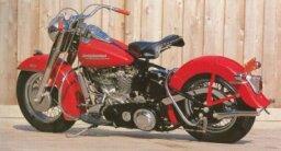 1952 Harley-Davidson FL Hydra-Glide