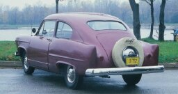 1952 Henry J Vangabond