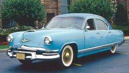 """1953 Kaiser """"Hardtop"""" Dragon"""