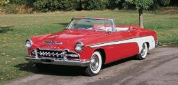 1955 DeSoto Firedome Convertible Coupe