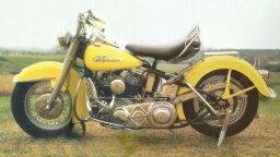1955 Harley-Davidson FL Hydra-Glide