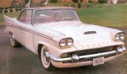 1957-1958 Packardbaker