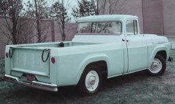 1957-1960 Ford F-Series