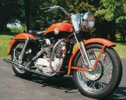 1957 Harley-Davidson XL Sportster