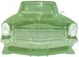 1958 Lincoln Mark II Concept Car