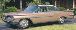 1959-1960 Oldsmobile 98 & Super 88