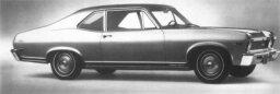 1965-1972 Chevrolet Nova SS